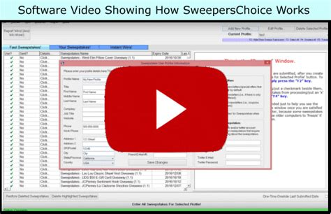 Winnable Sweepstakes - sweeperschoice com win more win faster