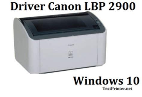 Printer Canon Lbp 2900 Murah free printer software canon lbp 2900 for windows