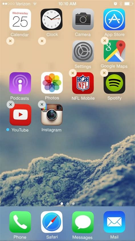 move app icons anywhere on your iphone s home screen