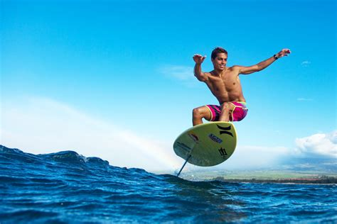 150 Meters To Miles by Has Kai Lenny Found The Key To Open Ocean Surfing