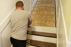 Diy Stair Risers by Iheart Organizing Secret Stairs No Longer A Secret
