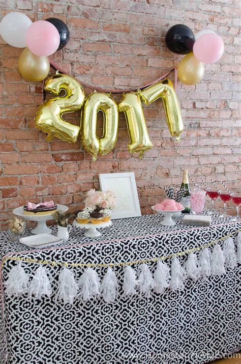 5 easy new year s eve party ideas