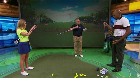 martin hall golf swing martin hall slow and go swing tempo drill golf channel