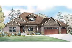 ranch homes designs ranch house plans jamestown 30 827 associated designs