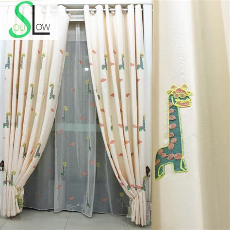 giraffe curtains online get cheap giraffe curtains aliexpress com