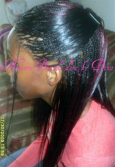 micro braids hair growth micro braids done by dina dina professional african hair
