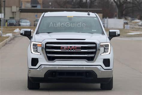 2019 Gmc News by 2019 Gmc 1500 Spied Testing Sle Trim 187 Autoguide