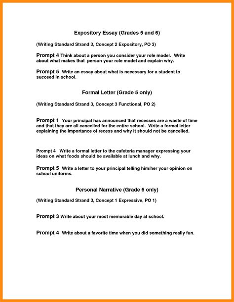 letter format for formal letter writing formal letter for class 5 letters free sle letters