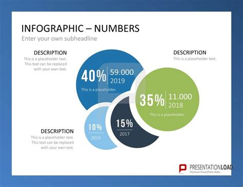 How To Present Numbers In Powerpoint 92 Best Images About Infographics Powerpoint Templates