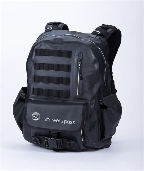 Water Proof Backpack showers pass introduces two new waterproof backpacks