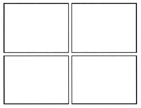 Four Panel Comic Template four panel comic templet by sollinfaolan on deviantart