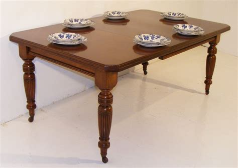 dining table edwardian extending dining table