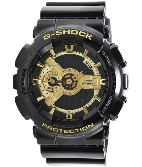 Casio Ga 110 Gb casio g shock analog digital multi color 039 s