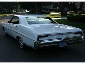 1968 Pontiac Executive 1968 Pontiac Executive 4 Door Hardtop