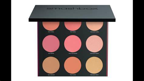 smashbox light it up blush palette smashbox light it up l a lights palette review