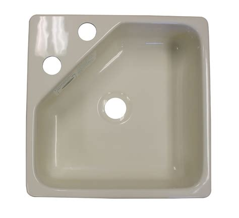 15 x 15 sink 15 quot x 15 quot acrylic utility sink with corner faucet mount