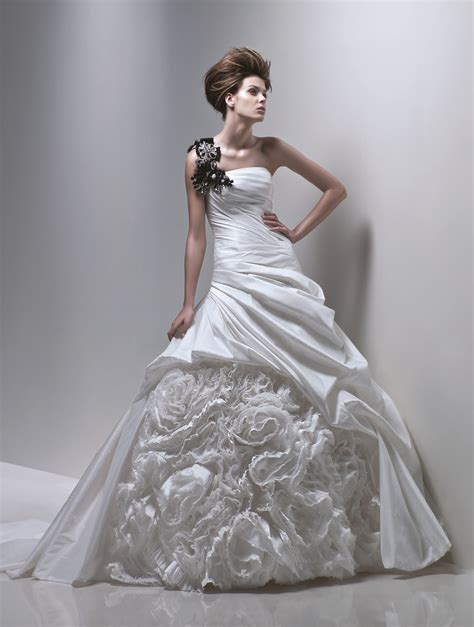 Themed Wedding Dresses by Haunt Couture Themed Wedding Dresses Parvani