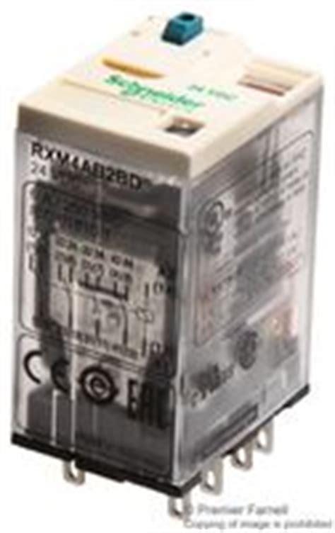 Schneider Relay In Rxm4ab2bd rxm4ab2bd schneider electric power relay 4pdt 24 vdc