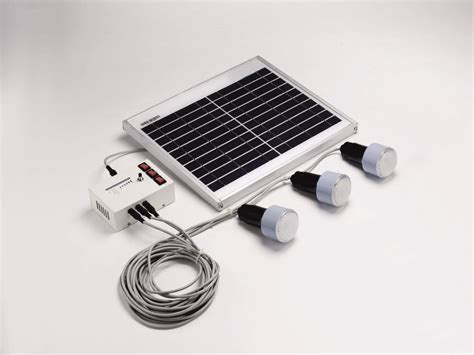 Products Details Kirloskar Solar Solar Lighting System