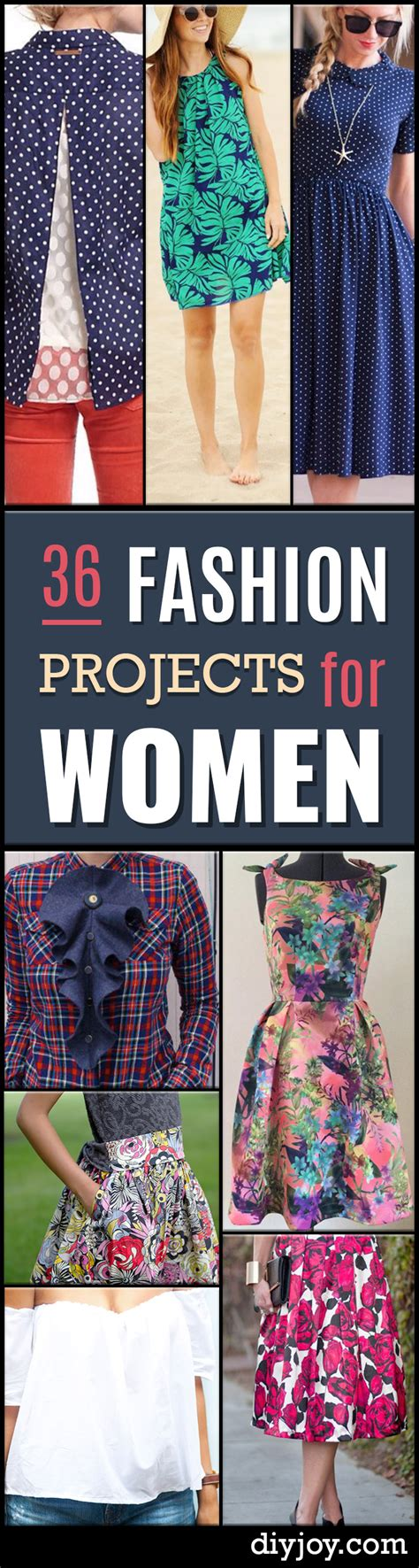 diy projects for women 36 sewing projects for