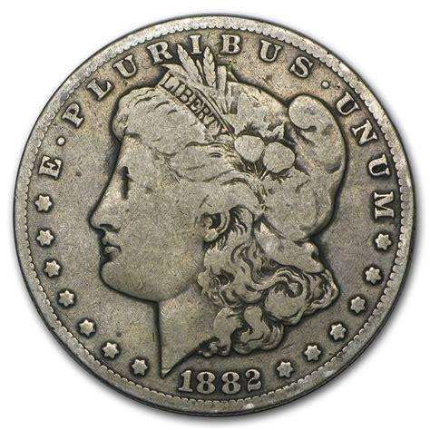 1882 silver dollar cc 1882 cc dollar vg dollars 1878 1904