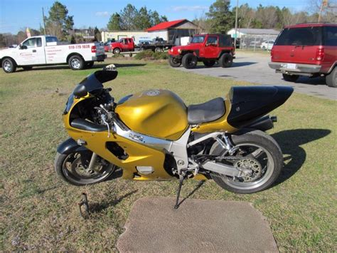 2001 Suzuki Motorcycles 2001 Suzuki For Sale 391 Used Motorcycles From 350