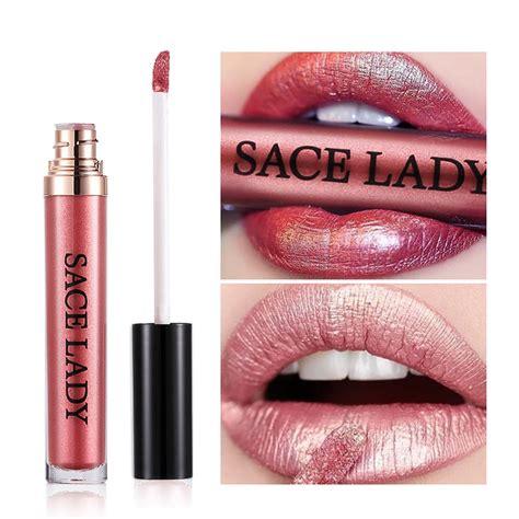 Proof Lipstik Matte No 03 waterproof matte metallic lipstick