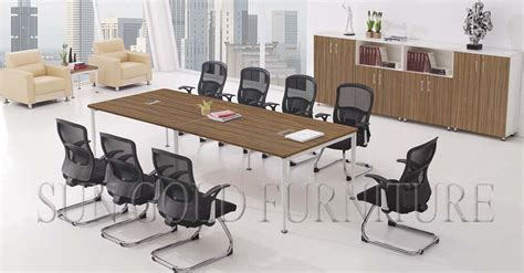 Wooden Meeting Table Modern Melamine Wooden Meeting Table Boardroom Table Sz Mt081 Buy Melamine Meeting Table