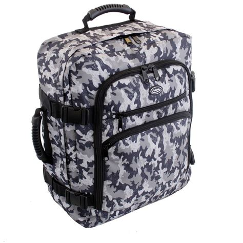 cabin bag rucksack cabin flight approved backpack luggage travel holdall