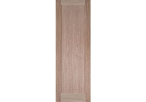 1 Panel Interior Doors Ma110 1 Panel Shaker Flat Panel No Sticking Mahogany Interior Door
