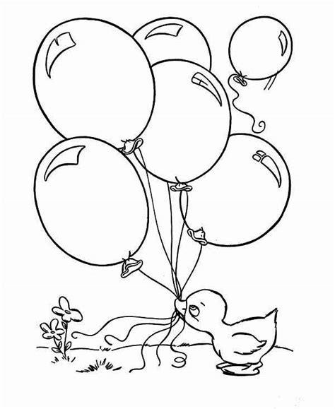 imagenes de niños jugando sin colorear dibujos para colorear globos 22 cebras pinterest