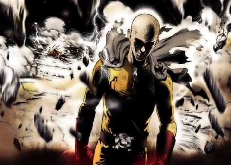 saitama  punch man anime wallpapers hd desktop