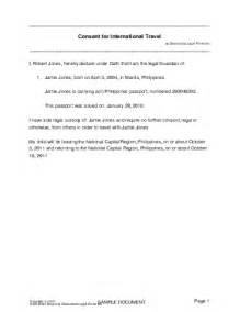 authorization letter power of attorney 3