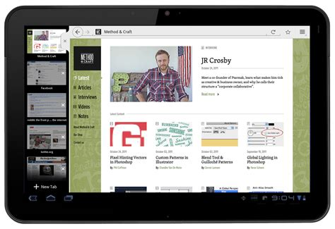 New Firefox for Android Beta Optimized for Tablets ... Install Firefox On Fire Tablet