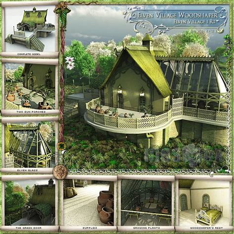 home fantasy design inc elven house landmark pinterest home elves and design