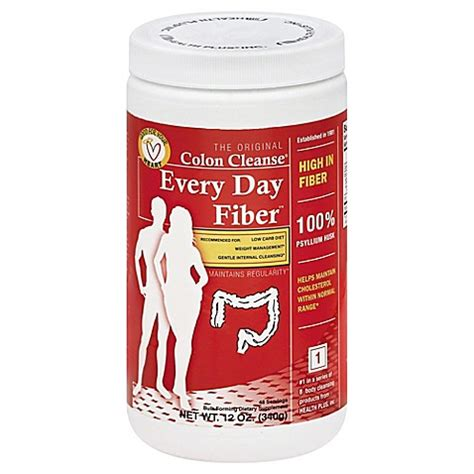 12 Day Detox Cleanse by Colon Cleanse 12 Oz Every Day Fiber Bed Bath Beyond