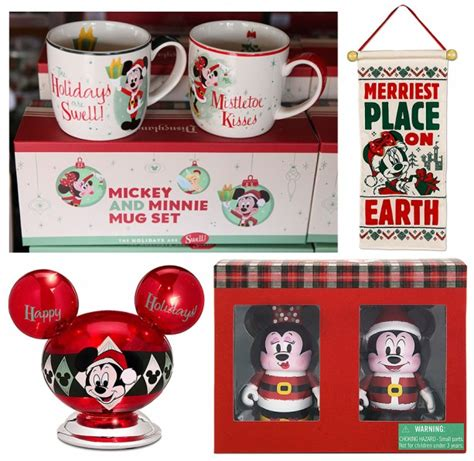 the quot holidays for your home quot collection returns to disney parks inside the magic