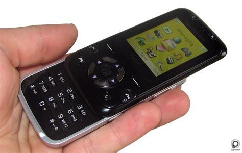 Flex Slide Sony Ericsson F305 F 305 sony ericsson f305 and mobilarena
