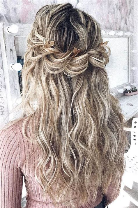 36 chic and easy wedding guest hairstyles hair nails easy wedding guest hairstyles