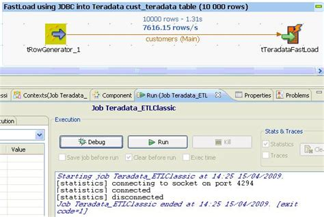 talend hunter how to improve step by step etl elt open