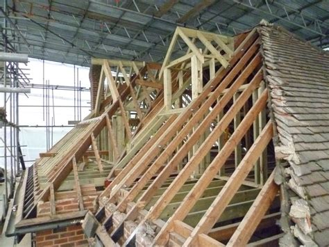 Dormer Construction Projects Domestic And Commercial Building Services From