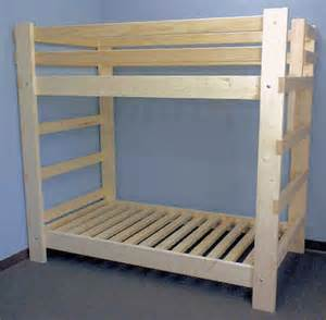 Free Twin Over Queen Bunk Bed Plans by Woodwork 2x4 Bunk Bed Plans Pdf Plans