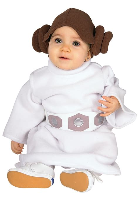baby costume princess leia toddler costume