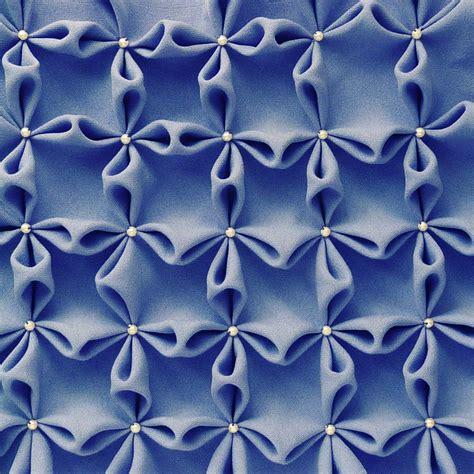 flower pattern dress fabric smocked fabric flower tutorial pattern pdf ebook how to diy