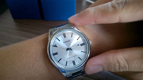 Casio Standard Ltp V002d 1a casio standard mtp v005d 7a the low budget stainless