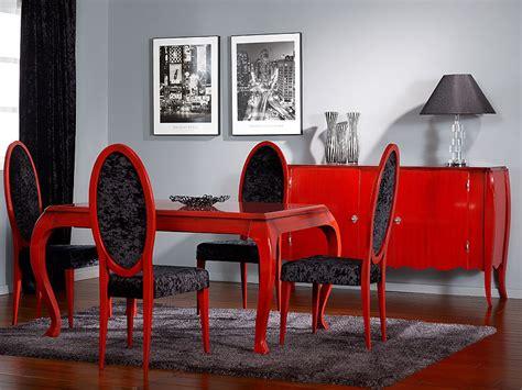 comedor vintage mirage vermello  disponible en