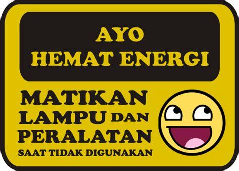 Ac 3 4 Pk Hemat Energi generasi hemat lingkungan
