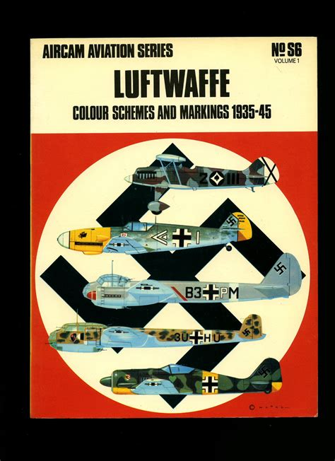 luftwaffe in colour volume 1612004555 rare secondhand books rare used textbooks rare out of print books antiquarian books