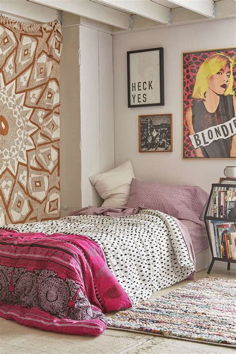 urban outfitters floor magical thinking samira geo wood comforter snooze set