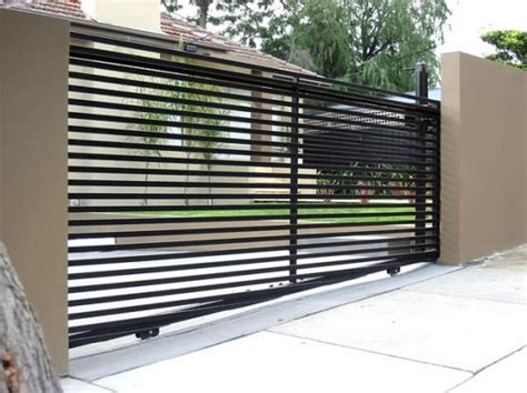 Kerala Home Design Duplex gate design ideas get inspired by photos of gates from